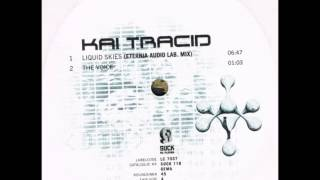 "Kai Tracid - Liquid Skies 12"" (Vinyl Full Original Single) 1998"