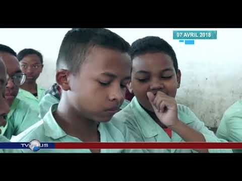 JOURNAL DU 07 AVRIL 2018 BY TV PLUS MADAGASCAR