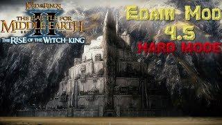 Властелин Колец: Edain Mod 4.5 - Осада Минас Тирита/Siege of Minas Tirith [HARD MODE]