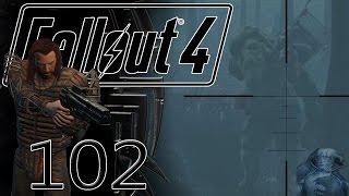 FALLOUT 4 [102] - Der Weg zum Vault 88 - Let's Play Fallout 4 Gameplay Deutsch German
