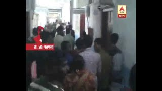Child died due to medical negligence, vandalism in Naihati state general hospital