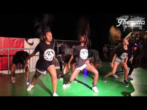 Hiphop dance in Greece by Dirty Ballet ft. Oh'pression Crew