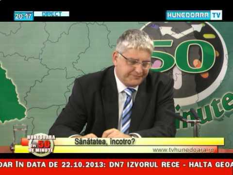 HUNEDOARA IN 50 de minute - dr Bende Barna - 21 octombrie 2013