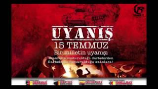 15 Temmuz Demokrasi Marşı - En Çok Dinlenen Darbe ve Kalkışma Müziği -Recep Tayyip Erdoğan Marşı