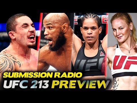 UFC 213: Nunes vs. Shevchenko Preview - Sean Sheehan, Robin Black, Damon Martin, Tommy Toe Hold