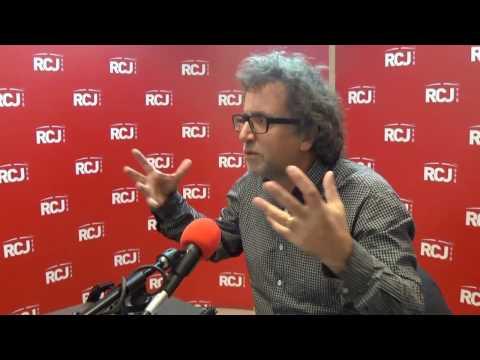 Invité du 12/13  Lionel Naccache sur RCJ