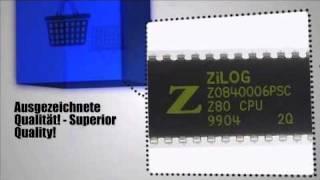 Zilog Z80 CPU Z0840006PSC 9904 2Q [11070] - m-ware.de