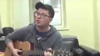Харламов отжигает на гитаре! Камеди Клаб Лучшее 2016