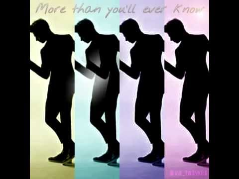 Nathan Sykes-More than you'll ever know