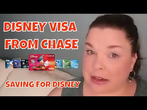 Disney Saving and Planning Tips- The Disney Visa Card By Chase