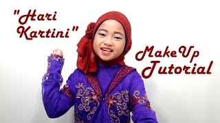 """Download Video """"HARI KARTINI"""" Make Up Tutorial Baju Kebaya Anak 💖 Jessica Ke Sekolah Memperingati Hari Ibu Kartini MP3 3GP MP4"""