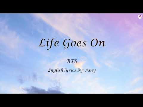 Life Goes On - English KARAOKE - BTS