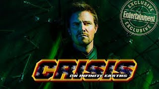 Eulogy for Oliver Queen! - Arrow Season 8 (Crisis On Infinite Earths Crossover)