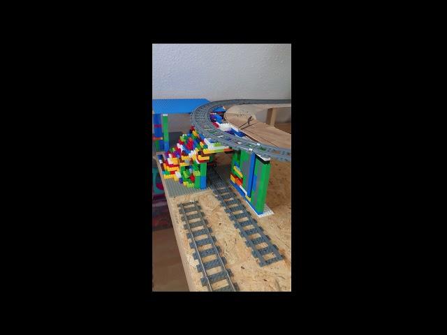 Lego Stadt bauen Update 10.12 - #Shorts - Mini Update