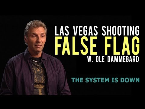 What They Don't Want You to Know About the Las Vegas Shooting False Flag, w. Ole Dammegard