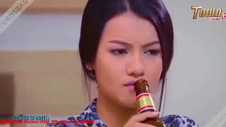 Khmer Funny clip movie new 2017 (ដូច្នឹងផង)