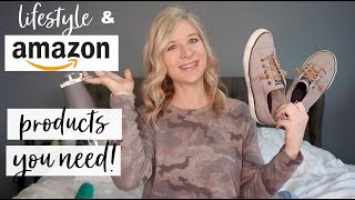 TOP AMAZON & LIFESTYLE FAVORITES OF 2018   THINGS YOU NEED IN YOUR LIFE   HOLY GRAIL AMAZON BUYS