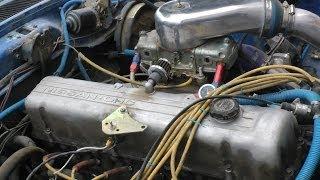 Blow Through TurboCharging (Carburetor)