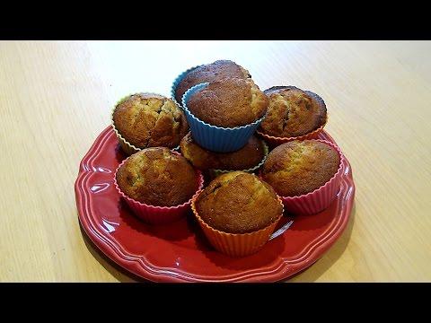 recette-des-muffins-banane-&-nutella