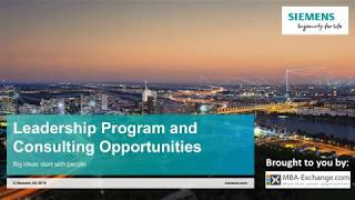 Siemens Overview