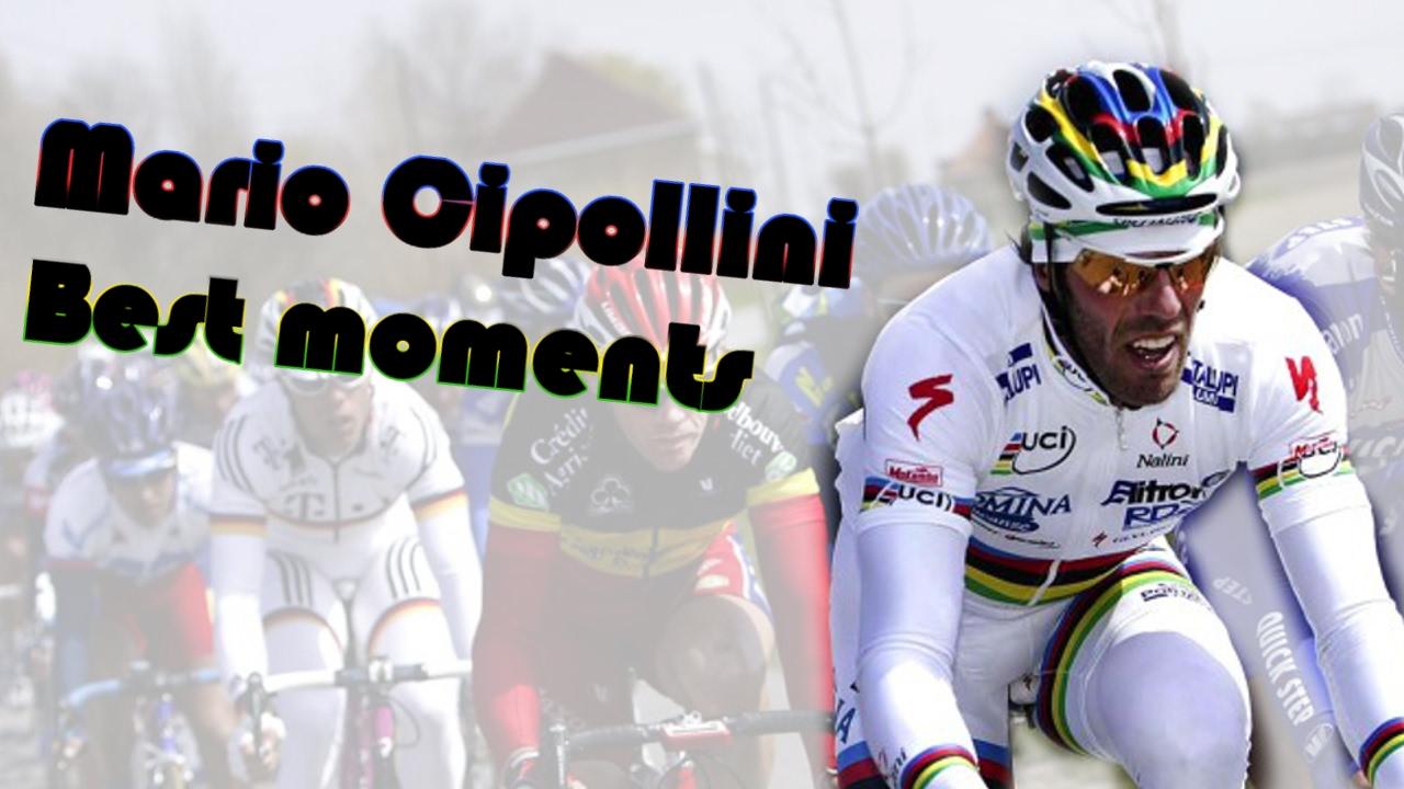 Mario Cipollini - Cipollini best moments