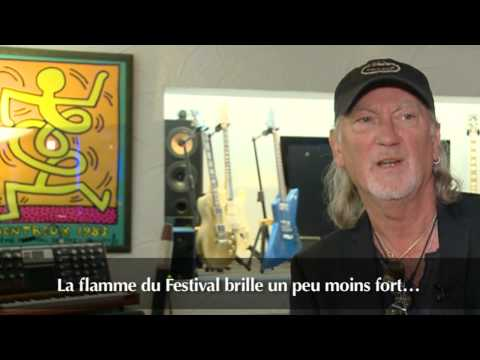 Tribute to Claude Nobs by Roger Glover (Deep Purple)
