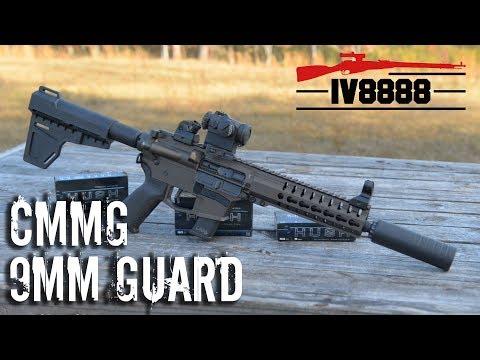 CMMG 9mm GUARD