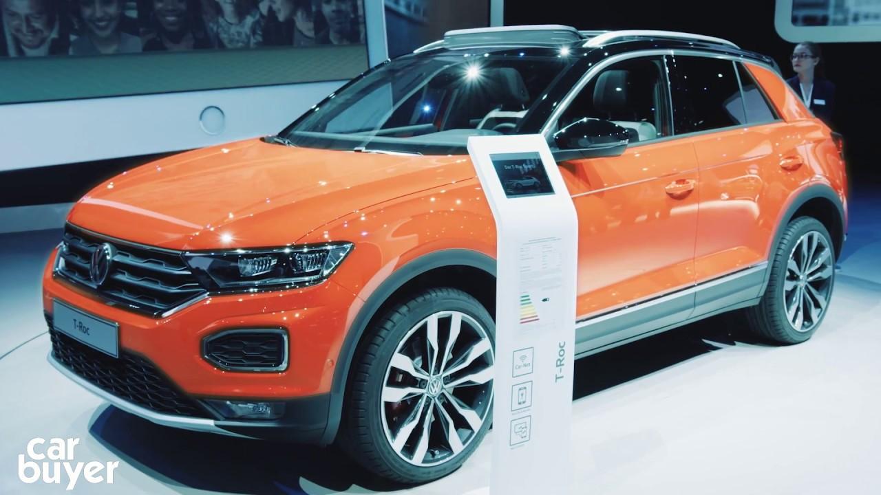 Volkswagen T-Roc: VW's exterior design boss reveals the T-Roc's design secrets (sponsored) - Dauer: 7 Minuten, 53 Sekunden