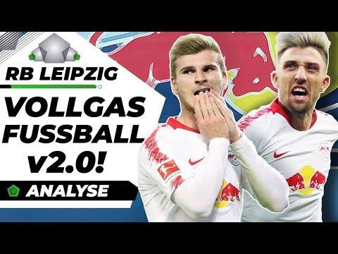 RB Leipzig: Mit Vollgas zur deutschen Meisterschaft! | Analyse