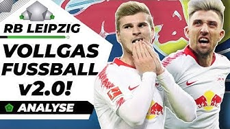 RB Leipzig: Mit Vollgas zur deutschen Meisterschaft!   Analyse