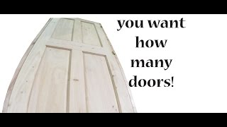you want how many doors!