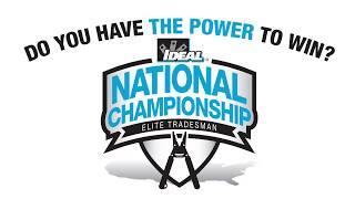 Ideal Elite Tradesman National Championship 2018