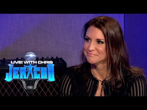 Stephanie McMahon talks about her relationship with husband, Triple H thumbnail