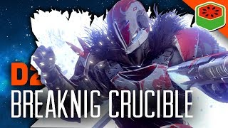 Breaking the crucible | destiny 2 beta gameplay