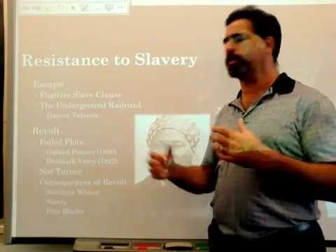 Lecture 22 Slavery and the Missouri Compromise
