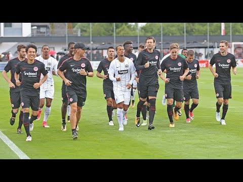 Re-Live: Trainingsauftakt 2017/18 Eintracht Frankfurt
