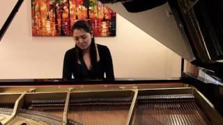 Esther Shin Chuang plays Chopin Scherzo No. 1