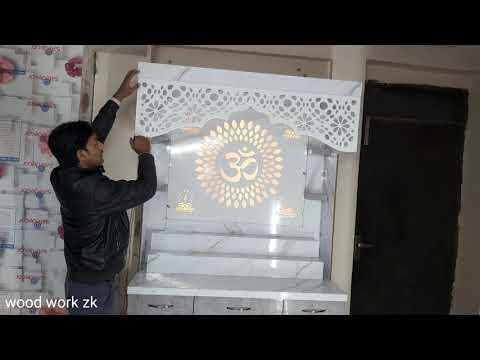 30+ Best मंदिर Design विचार Indian Puja Room And Mandir Design Ideas (wood Work Zk)