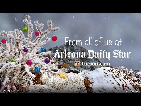 Arizona Daily Star and Tucson.com 2016 Holiday Card
