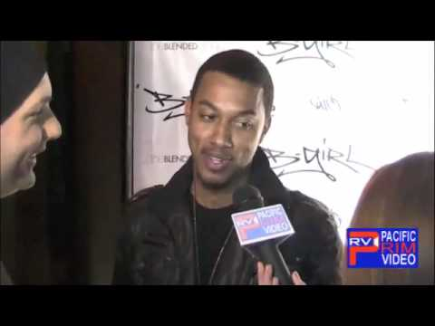 Wesley Jonathan at the 'BGirl Movie' DVD Release Party