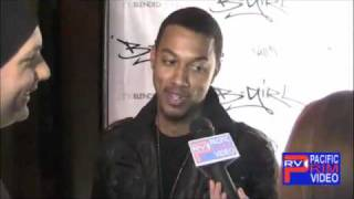 Wesley Jonathan at the 'B-Girl Movie' DVD Release Party