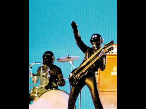 Daft Punk-Television Rules The Nation Backwards