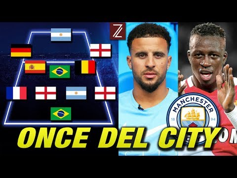 manchester city dorsales