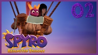 PEACE KEEPERS - Spyro Reignited Trilogy - Spyro The Dragon - Part 2