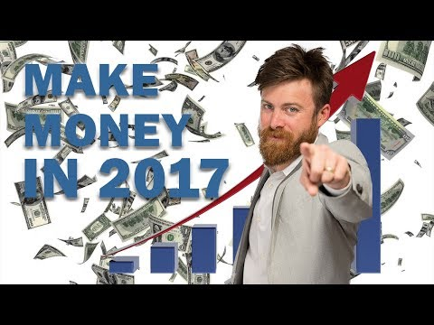 How To Make Money Online In 2017