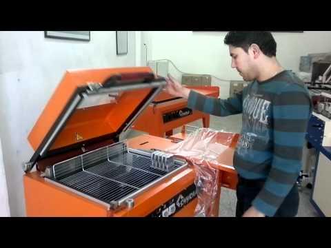 Smyrna Ambalaj - Shrink Ambalaj Makinası (Manuel)