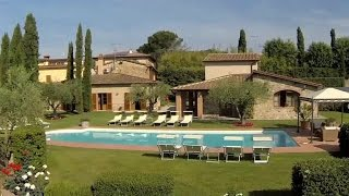VILLA DI CAPANNOLE - Villa in Bucine, Arezzo, Tuscany