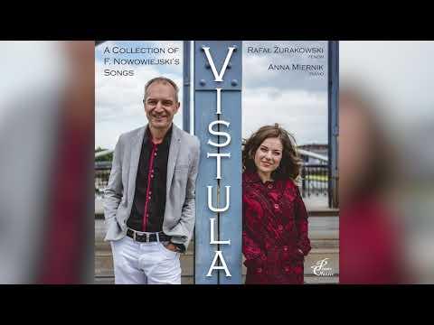 Anna Miernik - Vistula Album Preview