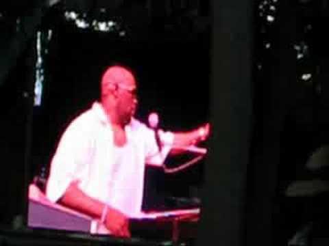 Howard Hewett Live Performance,
