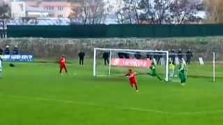 Pirin Goce Delchev - CSKA Sofia 0:5 Highlights 29.11.2012